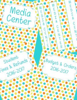 Media Center Binders