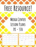 Media Center Lesson Plans