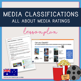 Media Classifications & Ratings - Lesson Plan