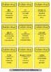 Media/Entertainment Vocabulary Card Game PDF Worksheet