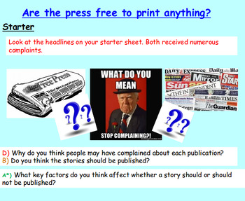 Media / Free Press Bundle