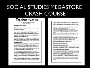 Media Institution: Crash Course Government and Politics #44