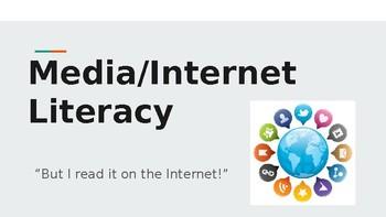Media / Internet Literacy