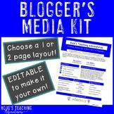 Teacherpreneur Blogger Media Kit