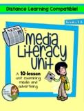 Media Literacy 10-Lesson Unit
