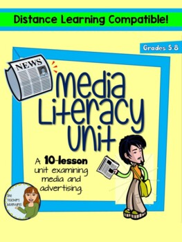Media Literacy 10-Lesson Unit