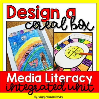 Cereal Box Media Literacy Unit