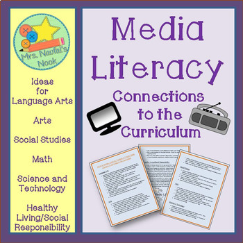 Media Literacy - Cross-Curricular Connections
