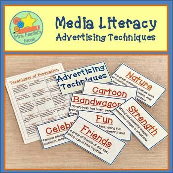 Media Literacy Advertisements Free