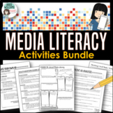 Media Literacy / Advertising Activities - Bundle
