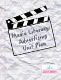 Media Literacy - Advertising Unit Plan