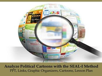 Media Literacy - Analyzing Editorial Cartoons