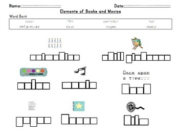 Media Literacy: Comparing Books and Movies Bundle
