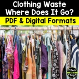 Media Literacy: Consumer Awareness Lesson - Clothing Waste