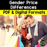 Media Literacy: Consumer Awareness Lesson - Gender Price Differences