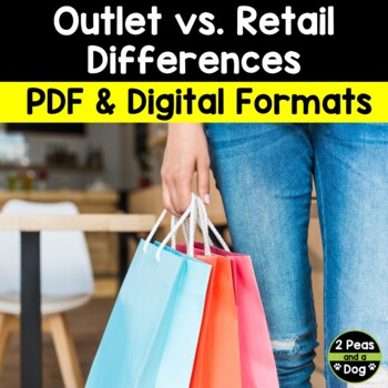 Media Literacy: Consumer Awareness Lesson - Outlet vs. Retail