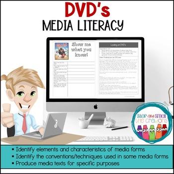 Media Literacy - DVD's