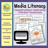 Media Literacy Advertising Commercials