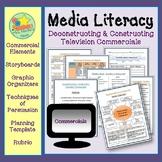 Media Literacy Advertising Commercials