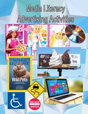 MEDIA LITERACY - Designing advertisement