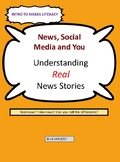 Media Literacy: Intro to Real News, Fake News & Social Media