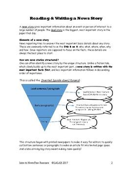 Media Literacy: Intro to Real News, Fake News & Social Media