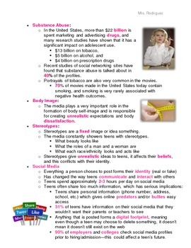 Media Literacy Lesson & Questions