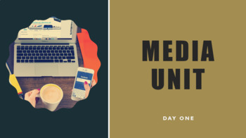 Media Literacy Lesson - Scrutinizing Media Consumption