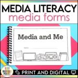 Media Literacy - Media Forms