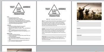 Media Literacy: Media Studies Triangle Bundle (Basic + Advanced)