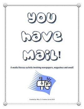 YOU HAVE MAIL - literacy center