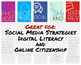Media Literacy Poster Set - Digital Literacy - Online - Internet - Social Media