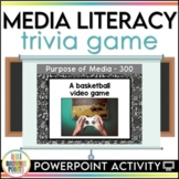 Media Literacy PowerPoint Game