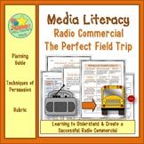 Media Literacy Advertising Radio Commercials