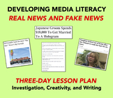 Developing Media Literacy: Real News and Fake News