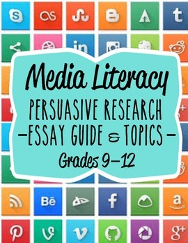 Media Literacy Research Paper
