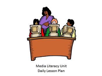Media Literacy Unit, Materials & Lesson Plan