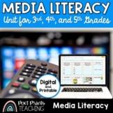 Media Literacy Unit Plan, Distance Learning, Google Classroom