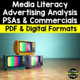 Media Literacy Unit - Analyzing Public Service Announcemen