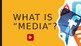 Media Literacy Unit (forms of media, consumers, persuasion, advertising)