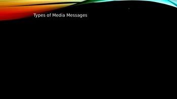 Media Messages Reading Unit