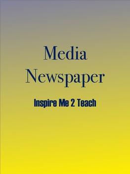 Media Newspaper Assignment