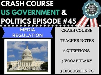 Media Regulation: Crash Course Government and Politics #45