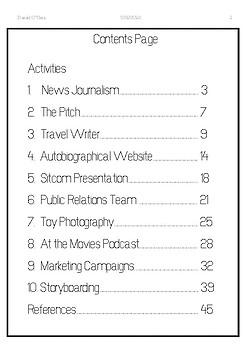 Media Resource Folio
