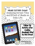 Media Screen Time- Digital Citizenship
