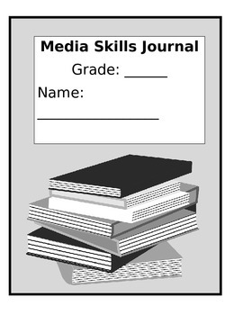 Media Skills Entrance and Exit Journal