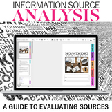 Information Source Analysis