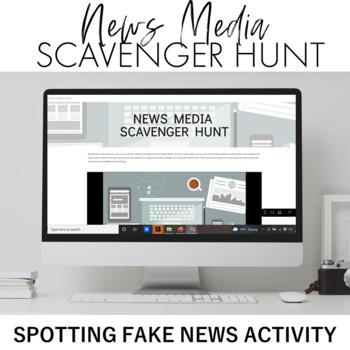 Media Source Scavenger Hunt