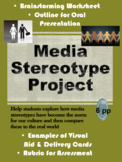 Media Stereotype Project