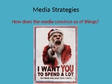 Media Strategies Lesson with Assignment